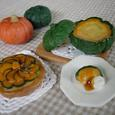 Pumpkin Pudding & Tart