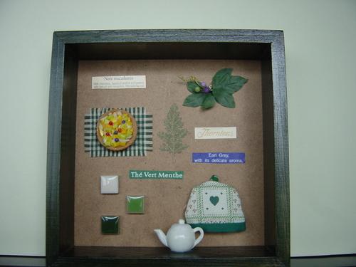 Box Frame Teacozy