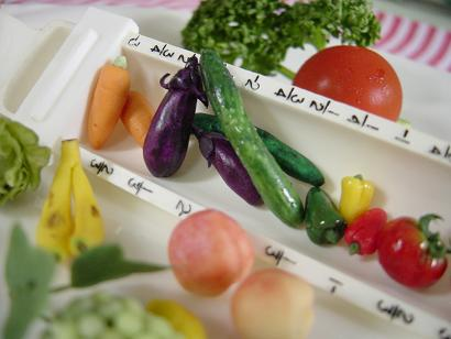 Fruits &Vegetables