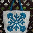 Hawaiian Quilt  bag