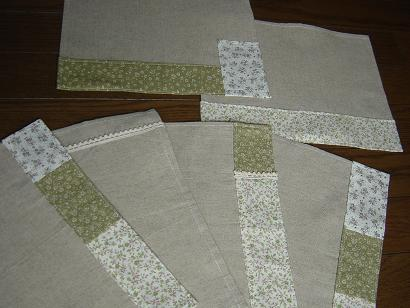 Tea mat Green
